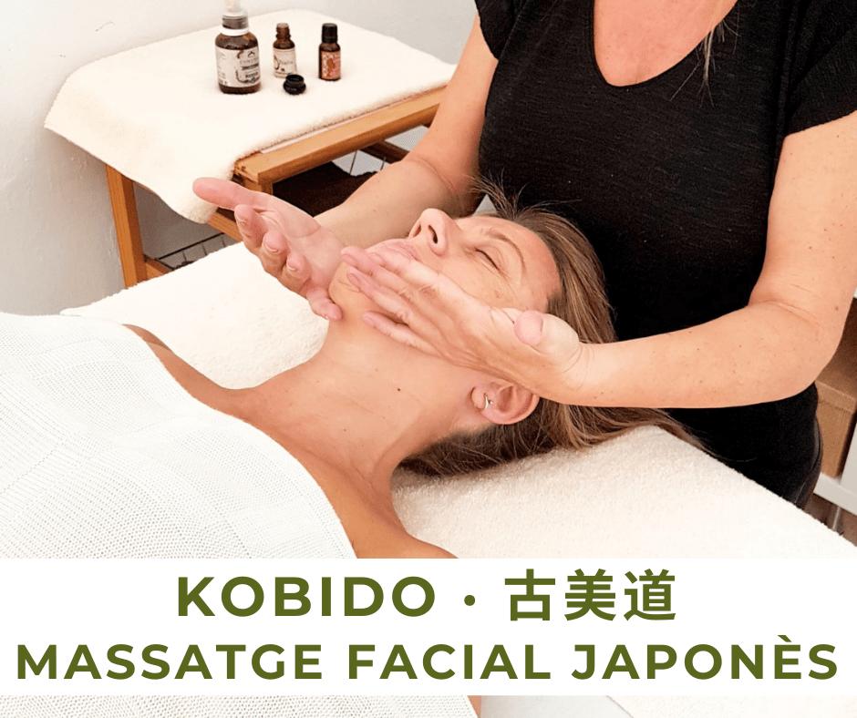 Curs massatge Kobido