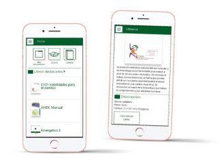 Libros para descargar en la app